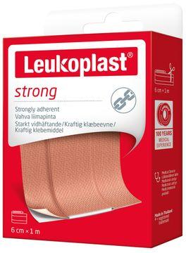 Leukoplast Strong Plåster. 6 cm x 1 m. 1 st