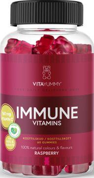 VitaYummy Immune Tuggtabletter med bärsmak. 60 st