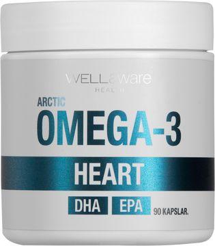 WellAware Omega 3 Kapslar Kapsel, 90 st