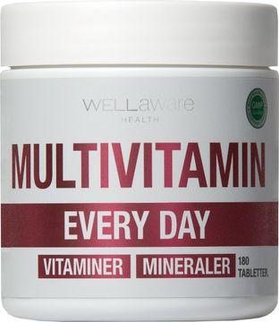WellAware Multivitamin Tablett, 180 st
