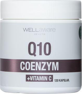 WellAware Q10 Coensyme + C-vitamin 120 kapslar