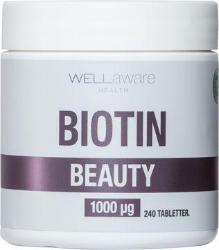WellAware Biotin 240 tabletter