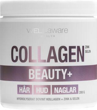 WellAware Collagen Beauty + Zink och Selen 200 g