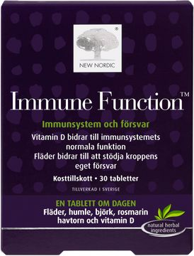 New Nordic Immune Function Tablett, 30 st