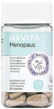 Gevita Menopaus För kvinnor i klimakteriet. 60 tabletter