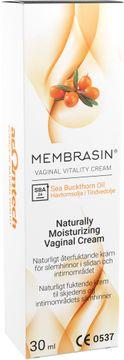 Membrasin Vaginal Vitality Cream Intimkräm. 30 ml