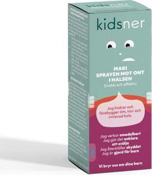 Kidsner Mari Sprayen mot ont i halsen Spray mot halsont, 30 ml