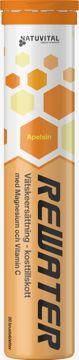 Natuvital ReWater Vätskeersättning Apelsin. 20 st