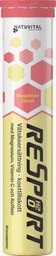 Natuvital ReSport Vätskeersättning Grapefrukt/Citrus. 20 st