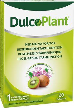 DulcoPlant Malva 20 tabletter