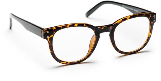Haga Optik Danderyd +2.5. Läsglasögon. 1 st