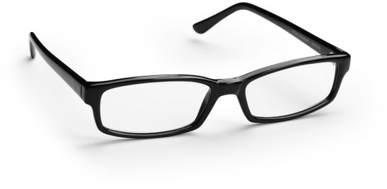 Haga Optik Uppsala +1.0. Läsglasögon. 1 st