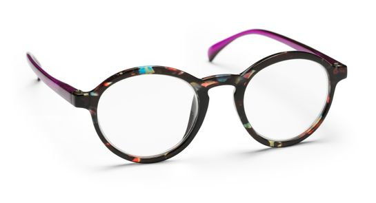 Haga Optik Kiruna +2.5. Läsglasögon. 1 st