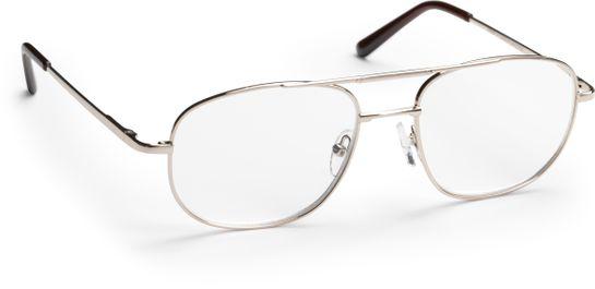 Haga Optik Mora +2.5. Läsglasögon. 1 st