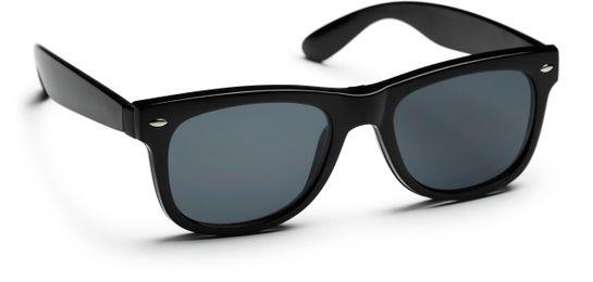 Haga Optik Ystad +1.0. Läsglasögon med solclips. 1 st