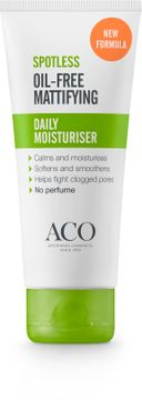 ACO Spotless Daily Moisturiser Dagkräm för fet och oren hud. 60 ml