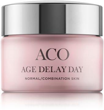 ACO Age Delay Day Normal skin Anti-age dagkräm. 50 ml