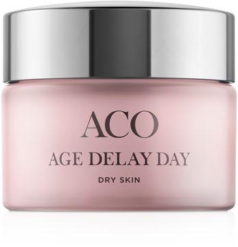 ACO Age Delay Day Dry Skin Anti-age dagkräm. 50 ml