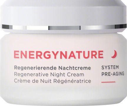 Annemarie Börlind Energynature Night Cream Nattkräm. 50 ml