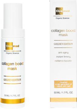 Cicamed Collagen Boost Mask Golden Edition Ansiktsmask anti-age. 50 ml