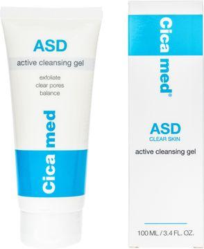 Cicamed ASD Active Cleansing gel Ansiktsrengöring gel. 100 ml