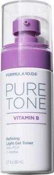 Formula 10.0.6 Pure Tone Toner Vitamin B Toner. 80 ml
