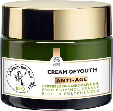 La Provencale Bio Creme of Youth Anti-Age Dagkräm. 50 ml
