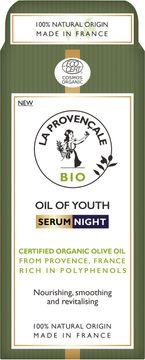 La Provencale Bio Oil of Youth Serum natt. 30 ml
