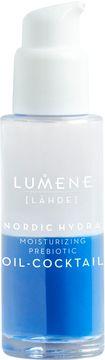 Lumene Nordic Hydra Prebiotic Oil-Cocktail Återfuktande oljecocktail 30 ml
