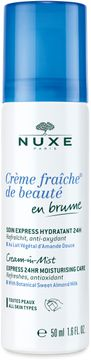 Nuxe Cream-in-Mist Creme Fraiche de Beauté. Ansiktsmist. 50 ml