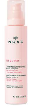 Nuxe Make Up Removing Milk Very Rose. Sminkborttagning. 200 ml