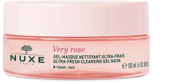 Nuxe Cleansing Gel Mask Very Rose. Gelmask. 150 ml