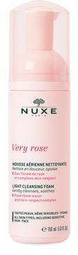 Nuxe Cleansing Foam Very Rose. Ansiktsrengöring. 150 ml