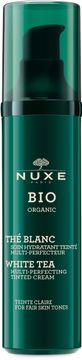 Nuxe BIO Organic Multi-Perfecting Tinted Cream Light Färgad dagkräm, 50 ml