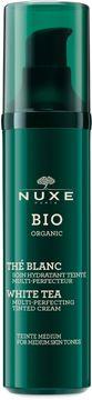 Nuxe BIO Organic Multi-Perfecting Tinted Cream Medium Färgad dagkräm, 50 ml