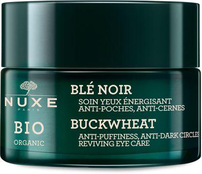 Nuxe Energising Eye Care Bio Organic. Ögonkräm. 15 ml