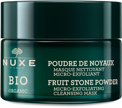 Nuxe Micro-Exfoliating Cleans Mask Bio Organic. Ansiktsmask. 50 ml