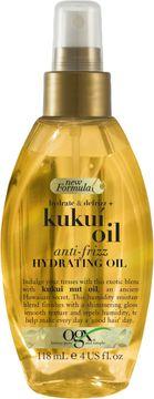 OGX Kukui Anti-Frizz Oil Anti-frizz olja. 118 ml