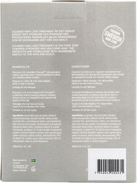 Cicamed Hairloss Treatment Kit HLT. Schampo och balsam mot håravfall. 300x2 ml