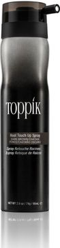 Toppik Root Touch Up Färgspray Mörkbrun. 98 ml