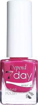 Depend Hybrid Polish 7124 7 Day. Nagellack. 5 ml