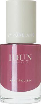 IDUN Minerals Nail Polish Rodonit Nagellack, 11 ml