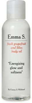 Emma S. Fresh Grapefruit and Lilies Body Oil Fuktgivande kroppsolja. 125 ml