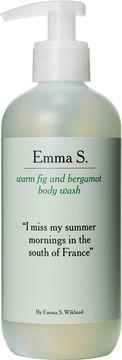 Emma S. Fig and Bergamot Body Wash Rengörande kroppstvål. 350 ml