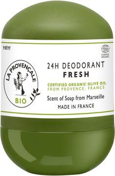 La Provencale Bio 24h Fresh Deodorant. 50 ml