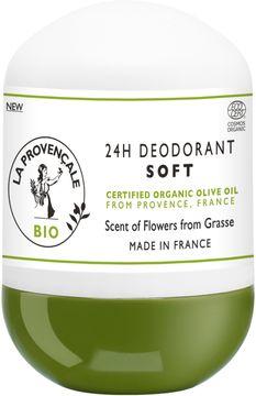 La Provencale Bio 24h Soft Deodorant. 50 ml