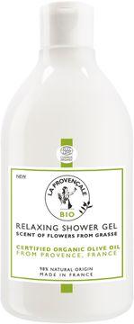 La Provencale Bio Relaxing Avslappnande duschgel. 500 ml