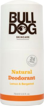 Bulldog Lemon and Bergamot Deodorant Skonsam deodorant 75 ml