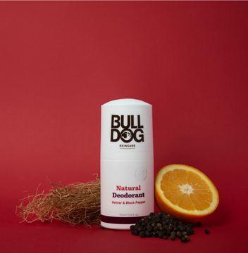 Bulldog Vetiver and Black Pepper Deodorant Skonsam deodorant 75 ml