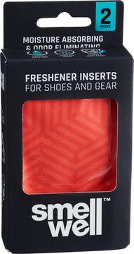 SmellWell Geometric Orange Effektiv luktborttagare. 2 st
